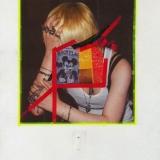 """""""Bracelet"""", 210×297mm, collage, 2013"""