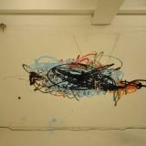 """A device for """"Graffiti"""" / 2011, Installation"""
