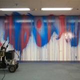 SENSELESS DRAWING BOT #2 / So Kanno + yang02 / 2012, installation